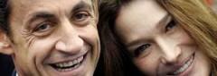 E' nata la bimba di Carla Bruni e Sarkozy... la piccola Dalia è venuta alla luce intorno alle 20 alla clinica della Muette